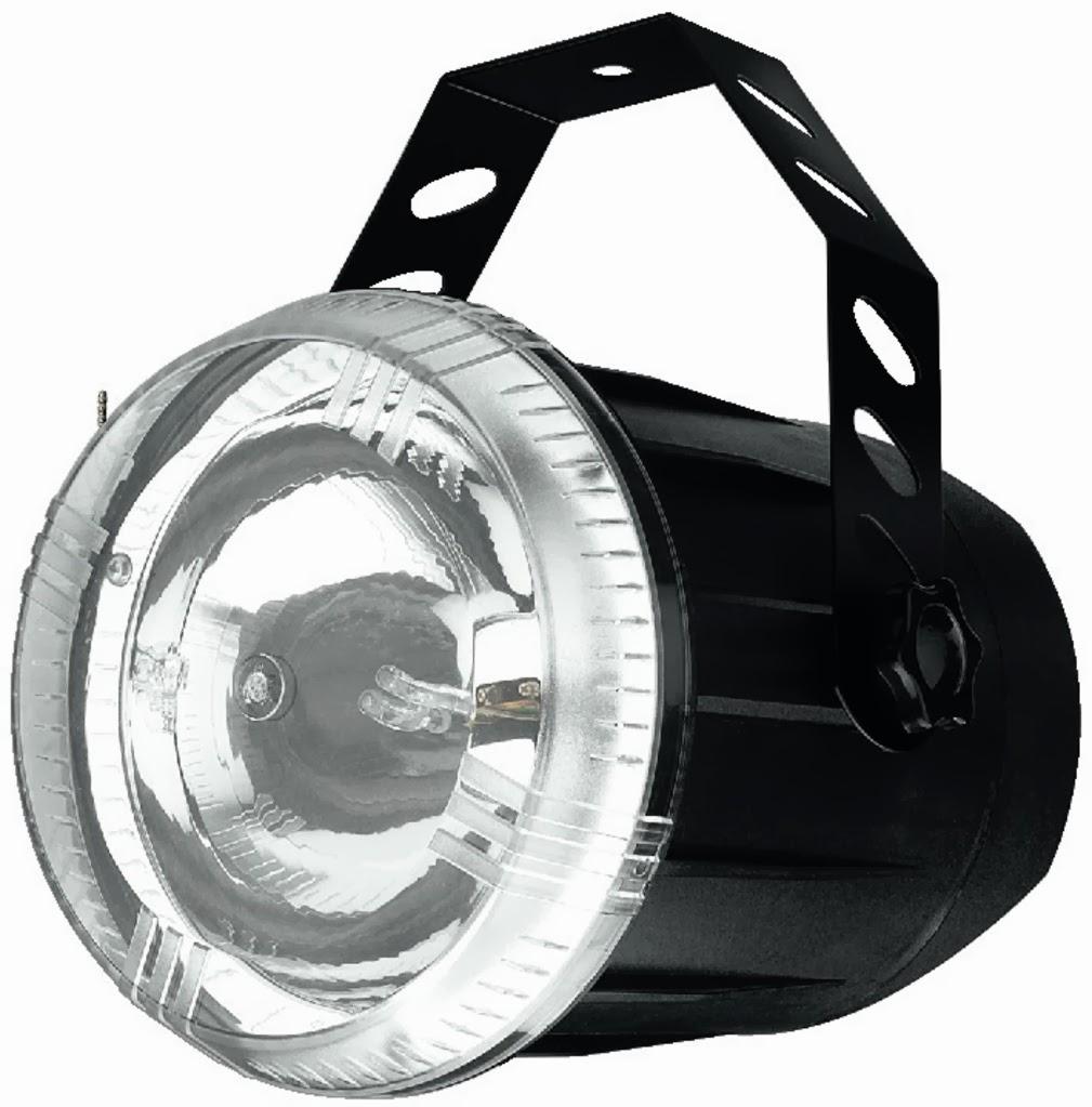 strobo classica con lampada 20 w