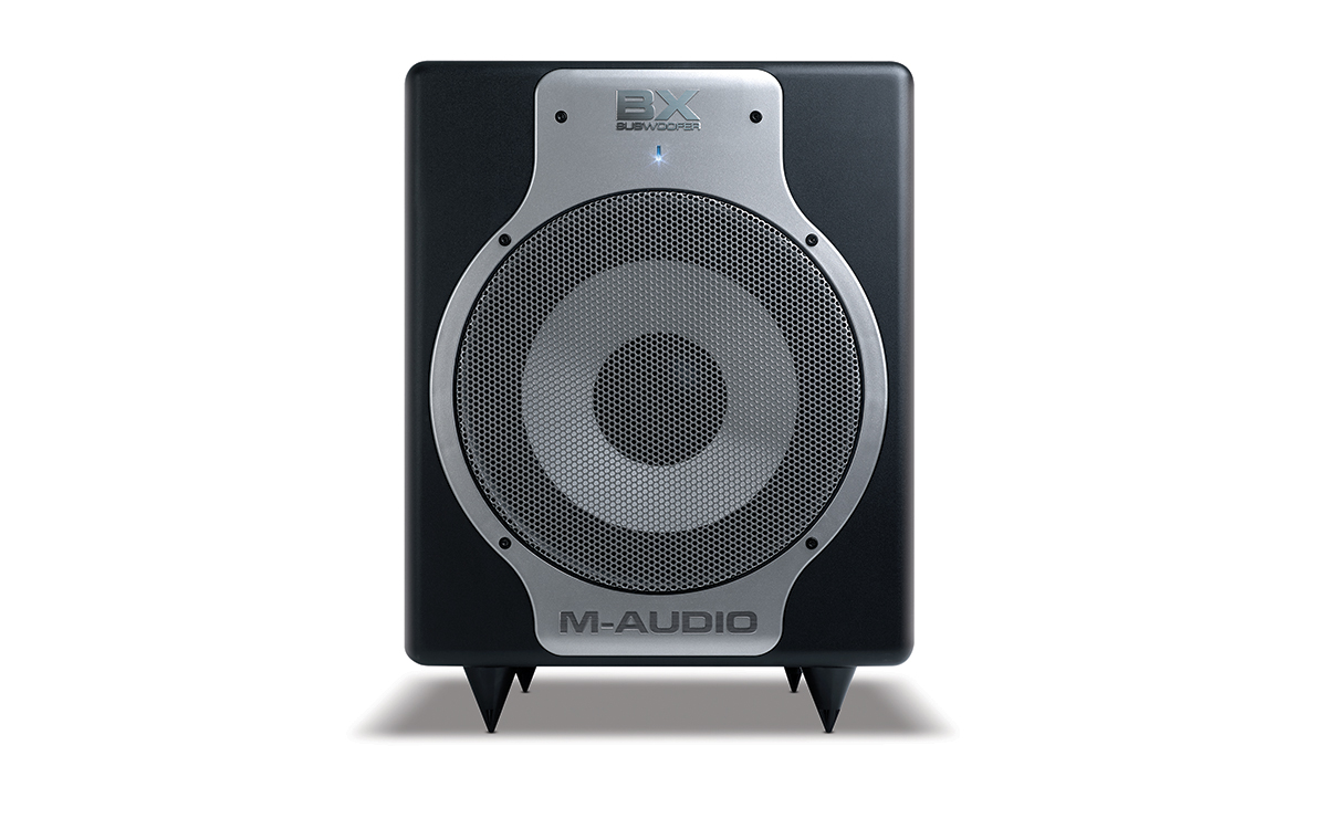 Subwoofer M-Audio da studio