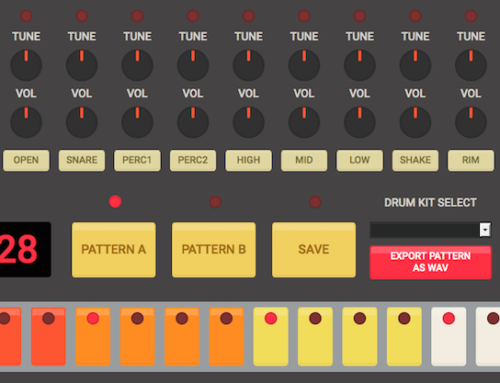 Drum machine crea la tua base come un vero producer