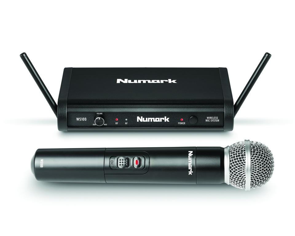 microfono wireless Numark