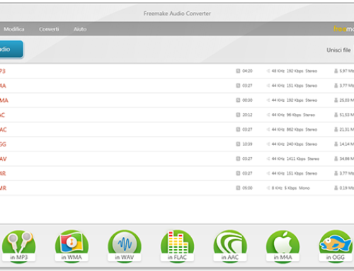 Come convertire un mp3 in locale