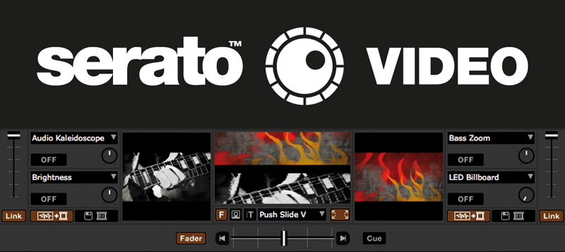 Serato video per Serato dj