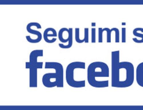 Pagina Facebook per farsi conoscere