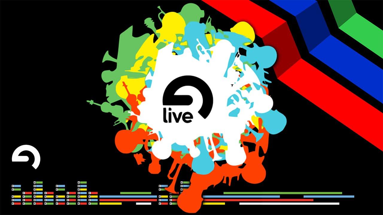 ableton live set export
