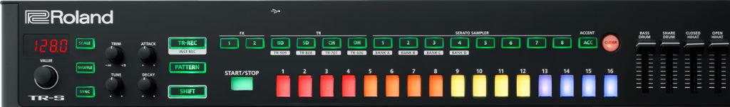 Roland Dj-808 senquencer