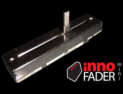Pulizia Mini innofader con calibrazione