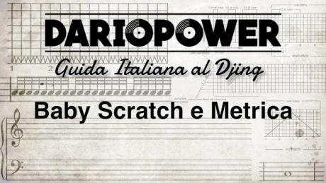 Baby scratch e metrica