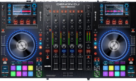 Console all in one Denon dj mcx8000