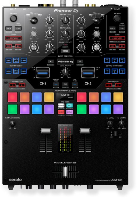 battle mixer pioneer djm-s9