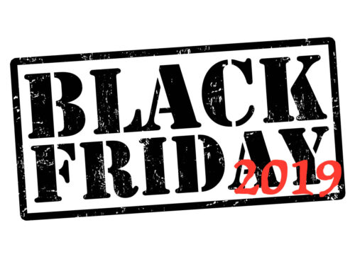 Black Friday 2019 in music!