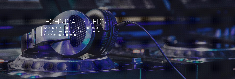 pioneer dj riders