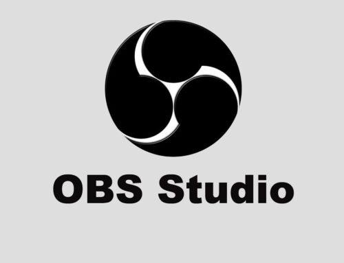 Collegamento hardware per Obs Studio