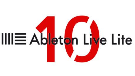 Ableton Live Lite 10
