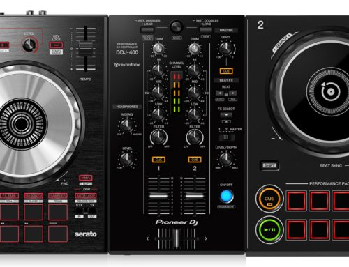 Controller Entry Level Pioneer a confronto