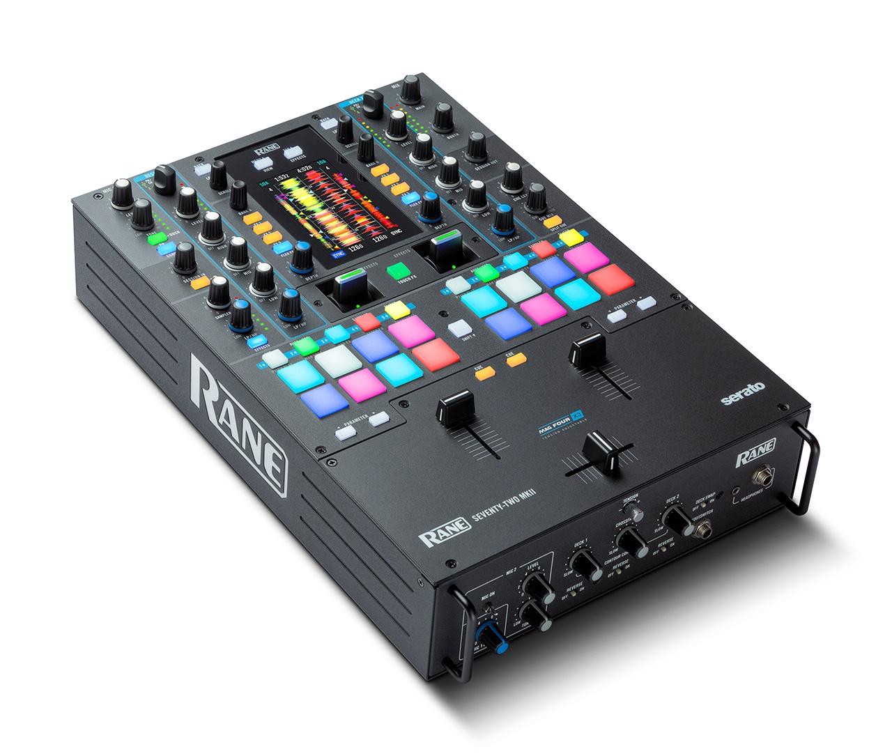 Battle mixer Rane Seventy Two MK2
