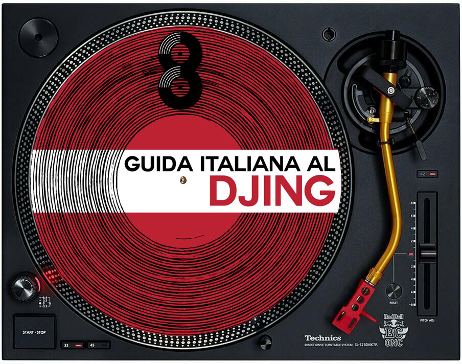 8 anni di guida italiana al djing
