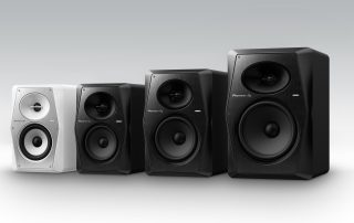 Serie VM monitor studio Pioneer