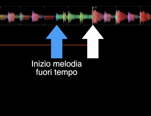 Mixare in metrica livello intermedio 1