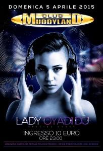 Lady Oyadi