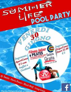 Summer Life Pool Party - Piscina Polisportiva