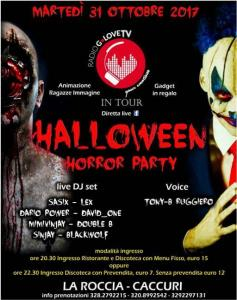 Halloween Horror Party - La Roccia
