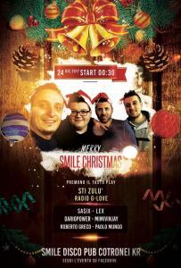 Merry ChristMas Con i Zulù - Smile Cotronei
