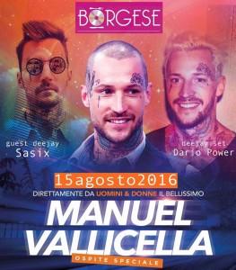 Manuel Vallicella  - Il Borgese